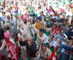 At the Inauguration of the Northern Jatha