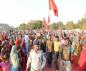 Jatha arrives at Gwalior