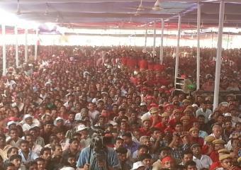The Crowd at Eddapal