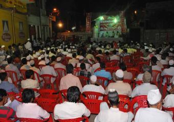 Meeting at Varanasi