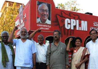 Southern & Western Jatha Leaders at Bhopal