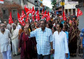 Campaign for Bashirhat Assembly Seat Bye-election