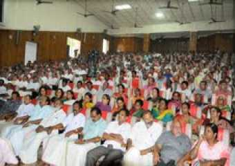 Bengal Solidarity Meeting in Thiruvananthapuram
