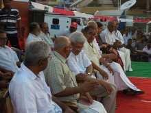 Jatha Inauguration At Kanyakumari