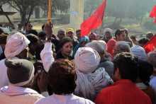 People Giving Memo to Brinda at Kalian