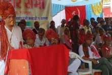 Sitaram Yechury Addressing the Prakasha Meeting