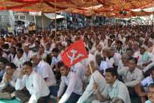 People at the Sikar Meeting