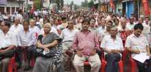 Agartala Meeting -- Save Democracy in Bengal