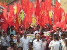 Com. Ashim Dasgupta's campaign in Dum Dum constituency