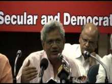 Left Front leaders meet Election Commission for violence free polls in West Bengal