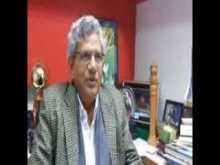 sitaram yechury, narendra modi, zero tolerance to corruption, bjp