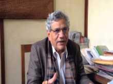 Sitaram Yechury, Interim Budget, Elections, Chidambaram